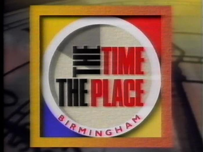 The Time the Place (3)