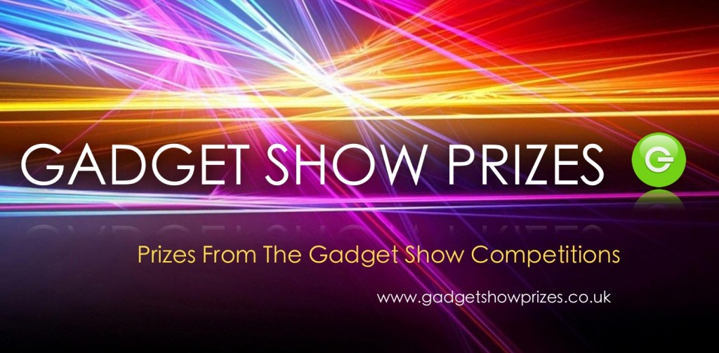 www.gadgetshowprizes.co.uk