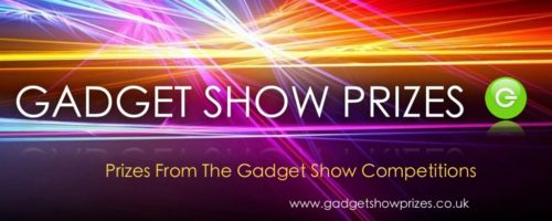 www.gadgetshowprizes.co.uk