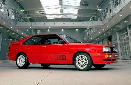 Ashes to Ashes ( Audi Quattro B2 ) 1983