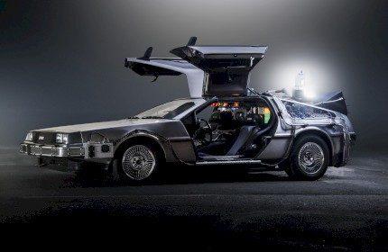 Back to the Future ( DeLorean DMC-12 ) 1981