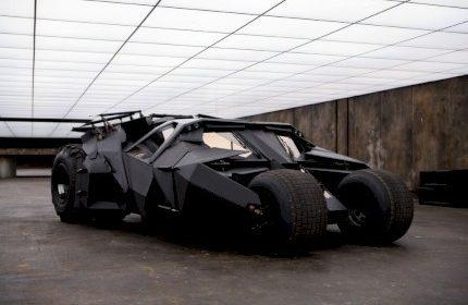 Batman   ( Tumbler , Batmobile ) 2008