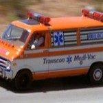 Cannonball Run Ambulance