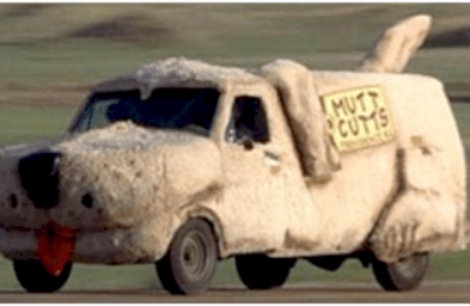 Dumb and Dumber ( Customized Ford Econoline ) 1984