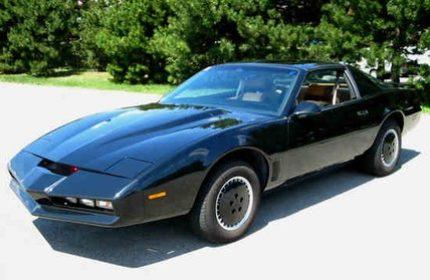 Knight Rider ( Pontiac Firebird Trans-Am / KITT ) 1984