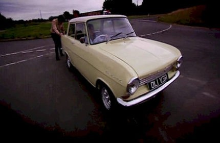 Oliver ,Top Gear ( Opel Kadett ) 1963