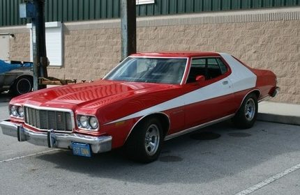 Starsky and Hutch ( Ford Gran Torino ) 1976
