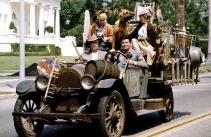 The Beverly Hillbillies ( Buick Flat Bed Truck )     1920