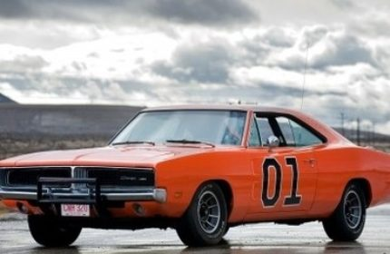 The Dukes of Hazzard ( Dodge Charger RT ) 1969
