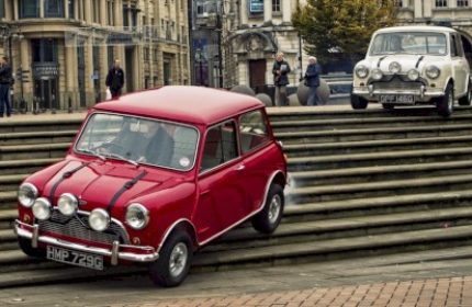 The Italian Job 1969    ( Austin Mk Mini Cooper S -1275 )       1967