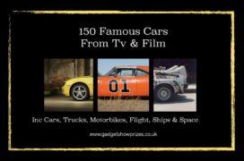 150 Famous Cars ( Main Menu )