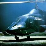 ( Modified Bell 222 Helicopter )1983