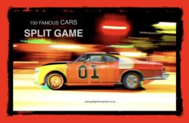 150 Famous Cars ( Game )