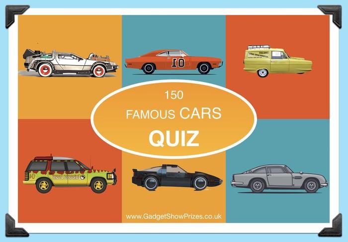 CARS 150 QUIZ PIC