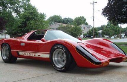 Hardcastle and McCormick  ( Volkswagen Coyote X ) 1971