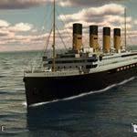 ( RMS White Star Line ,Ocean Liner )1912