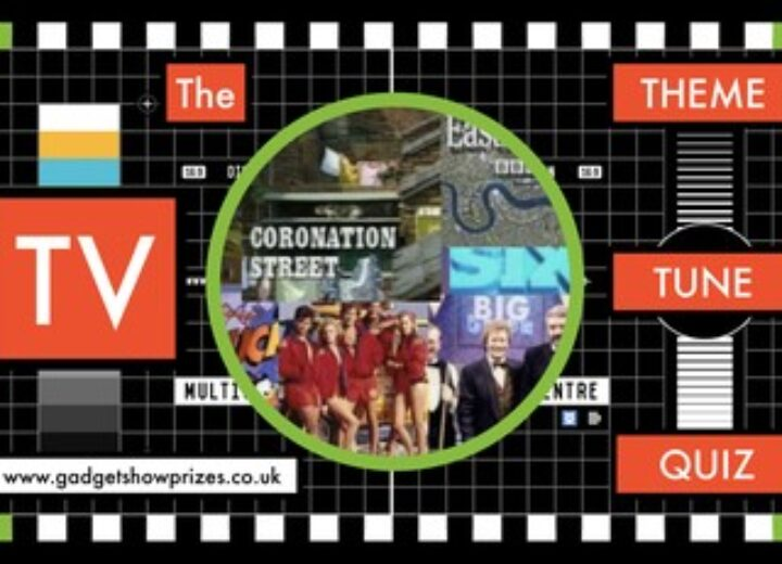 Audio Clips and Clues to Guess The 150 TV Theme Tunes