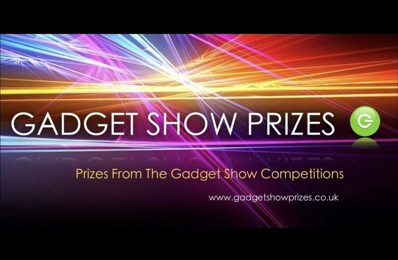 Prizes From Series 19-34 From The Gadget Show TV Show