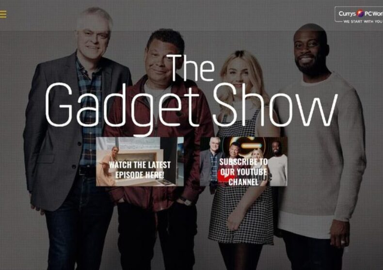 The Gadget Show Official Website
